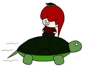 Turtles. Because...turtles.