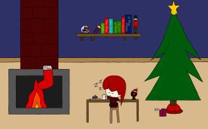 Merry Christmas, Pirate!