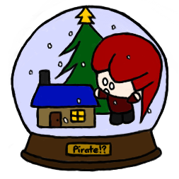 It's an extra-special snow globe!