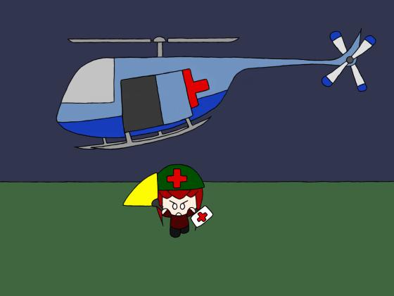 Pirate to the rescue!