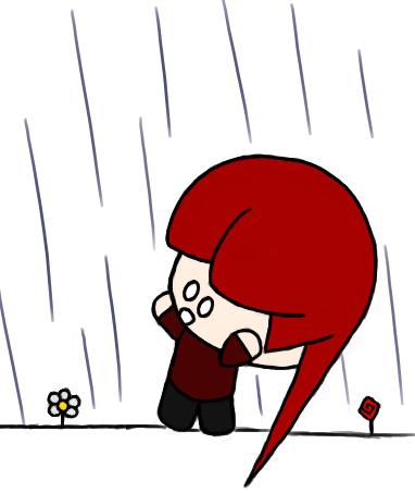 Rain, rain! Come again!
