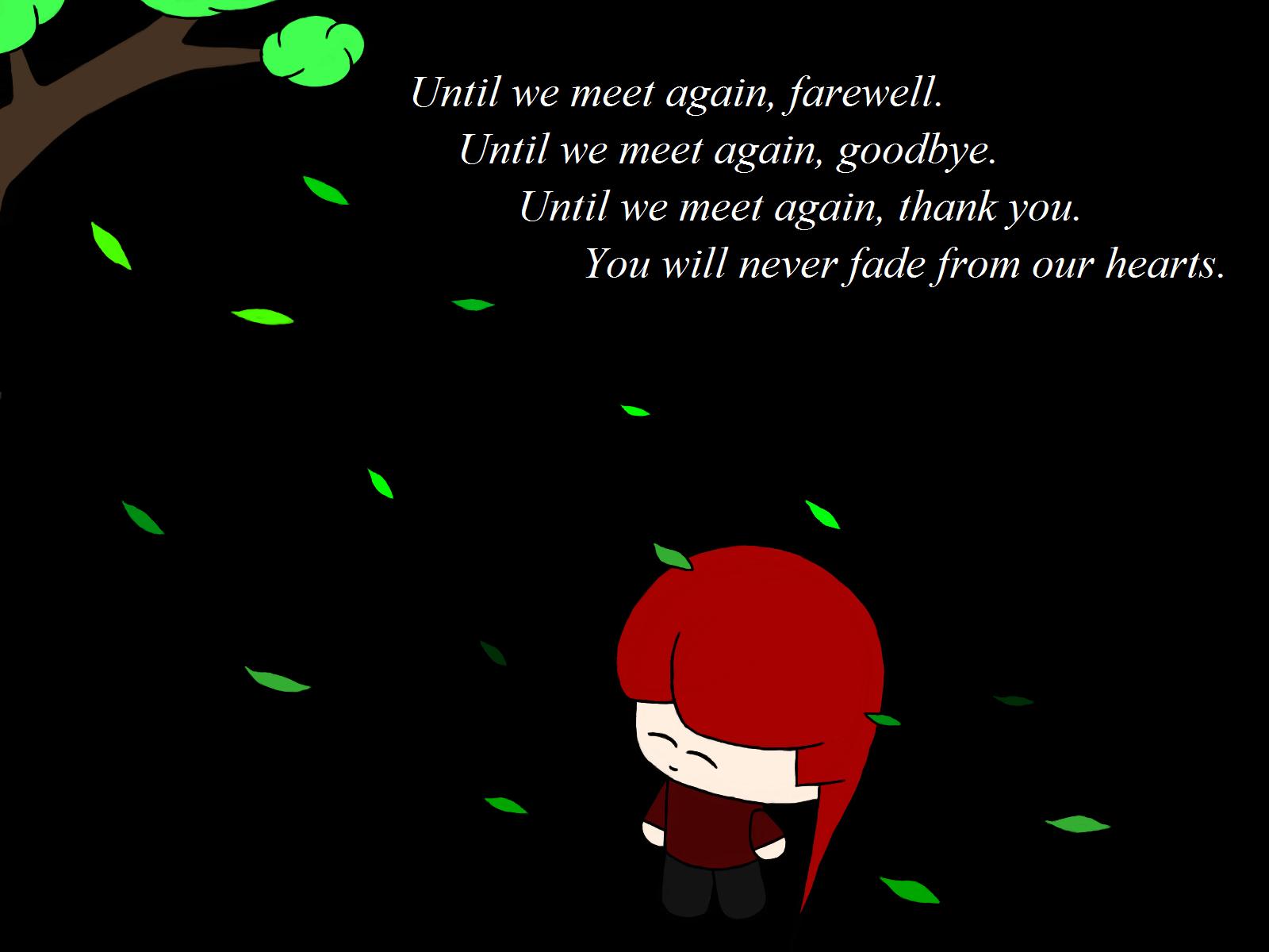 Endings [7]