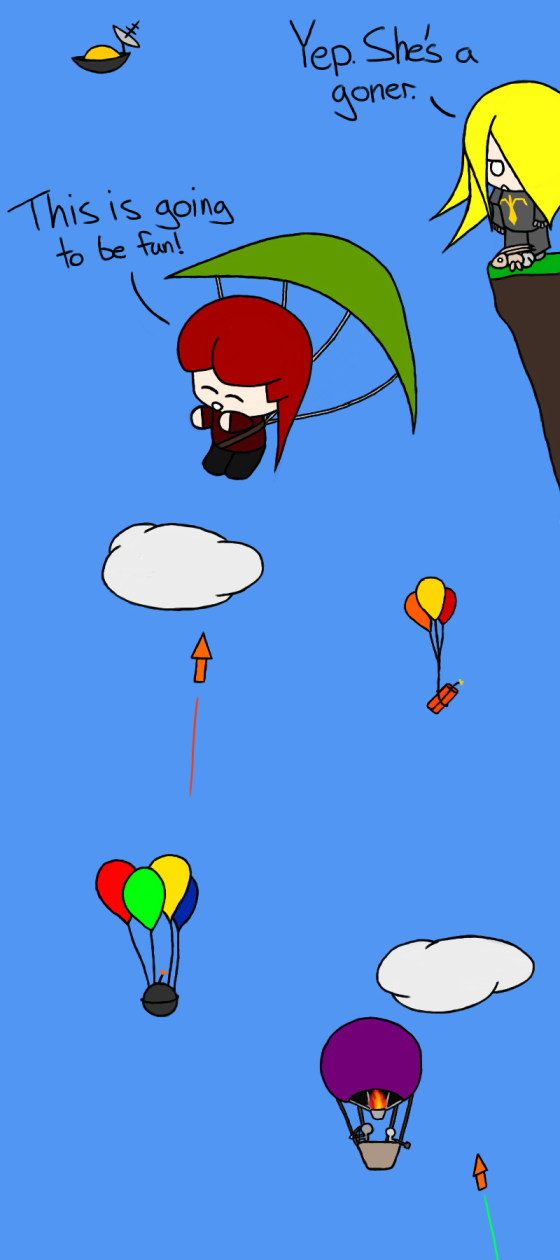Base jumping is dangerous. So are explosives.