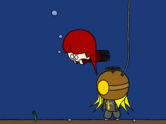 Better hope the helmet stays on, Knight...