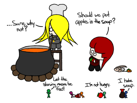 Who doesn't like soup!?