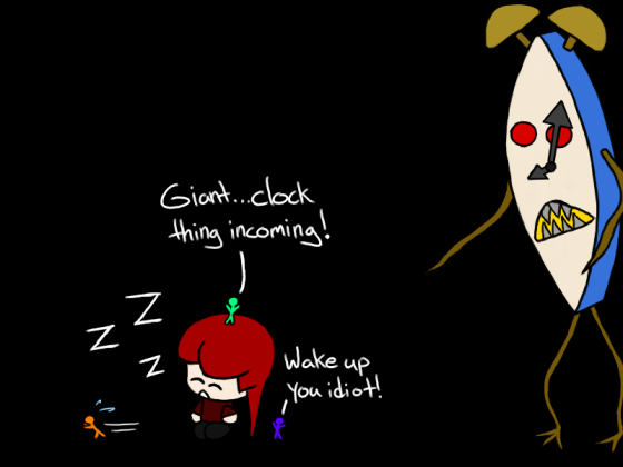 I hate alarm clocks.