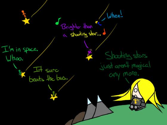 Sad Stars