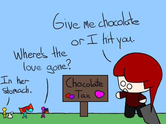 Valentine's Tax