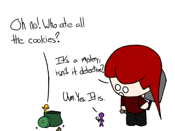 Cookie Mystery